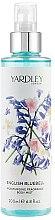 Parfüm, Parfüméria, kozmetikum Yardley English Bluebell Contemporary Edition - Mist spray testápoló