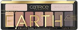 Parfüm, Parfüméria, kozmetikum Szemhéjfesték paletta - Catrice The Epic Earth Collection Eyeshadow Palette