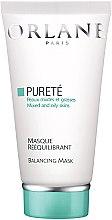 Parfüm, Parfüméria, kozmetikum Kiegyensúlyozó arcmaszk - Orlane Balancing Mask