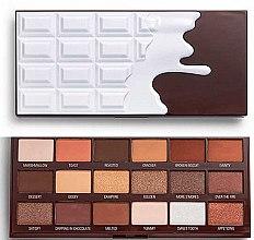 Parfüm, Parfüméria, kozmetikum Szemhéjfesték paletta - I Heart Revolution Chocolate Eyeshadow Palette Chocolate Smores