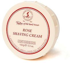 """Parfüm, Parfüméria, kozmetikum Borotva krém """"Rózsa"""" - Taylor of Old Bond Street Rose Shaving Cream Bowl"""