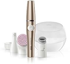 Parfüm, Parfüméria, kozmetikum Arcepilátor, bronz - Braun FaceSpa Pro 921