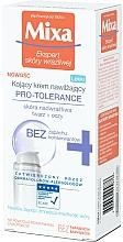 Parfüm, Parfüméria, kozmetikum Könnyű nyugtató hidratáló krém száraz és túlérzékeny bőrre - Mixa Pro-Tolerance Cream