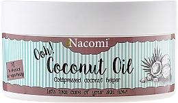 Parfüm, Parfüméria, kozmetikum Kókusz olaj, finomítatlan - Nacomi Coconut Oil 100% Natural Unrefined