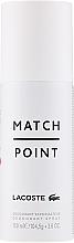 Parfüm, Parfüméria, kozmetikum Lacoste Match Point - Dezodor