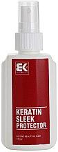 Parfüm, Parfüméria, kozmetikum Hajegyenesítő hővédő spray - Brazil Keratin Keratin Sleek Protector
