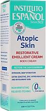 Parfüm, Parfüméria, kozmetikum Krém-emulzió - Instituto Espanol Atopic Skin Restoring Emollient Cream