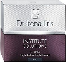 Parfüm, Parfüméria, kozmetikum Regeneráló ránctalanító éjszakai krém - Dr Irena Eris Institute Solutions Lifting High Restone Night Cream