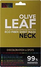 Parfüm, Parfüméria, kozmetikum Express maszk nyakra - Beauty Face IST Booster Neck Mask Olive Leaf