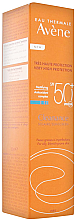 Parfüm, Parfüméria, kozmetikum Napvédő krém zsíros bőrre - Avene Solaires Cleanance Sun Care SPF 50+