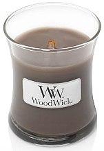 Parfüm, Parfüméria, kozmetikum Illatgyertya pohárban - WoodWick Hourglass Candle Sand & Driftwood