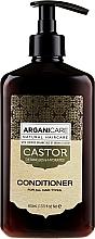 Parfüm, Parfüméria, kozmetikum Hajnövesztő kondicionáló - Arganicare Castor Oil Conditioner