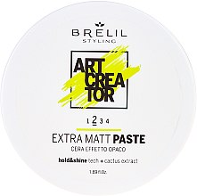 Parfüm, Parfüméria, kozmetikum Extra matt paszta - Brelil Art Creator Extra Matt Paste