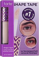 Parfüm, Parfüméria, kozmetikum Korrektor - Tarte Cosmetics Shape Tape Contour Concealer Travel-Size