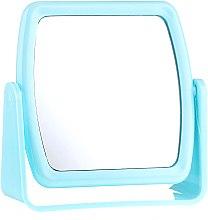 Parfüm, Parfüméria, kozmetikum Asztali tükör 85727, négyzet alakú, kék - Top Choice Beauty Collection Mirror