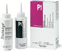 Parfüm, Parfüméria, kozmetikum Dauer szett normál hajra - Fanola P1 Perm Kit for Normal Hair