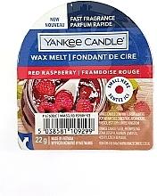 Parfüm, Parfüméria, kozmetikum Illatosított viasz - Yankee Candle Red Raspberry Wax Melt