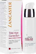Parfüm, Parfüméria, kozmetikum Korrektor - Lancaster Total Age Correction Amplified Dark Spot Corrector
