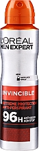 Parfüm, Parfüméria, kozmetikum Dezodor - L'Oreal Paris Men Expert Invincible 96 Hours Deodorant Spray