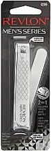 Parfüm, Parfüméria, kozmetikum Körömvágó csipesz férfiaknak - Revlon Men's Series Dual-Ended Nail Clipper