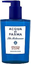 Parfüm, Parfüméria, kozmetikum Acqua di Parma Blu Mediterraneo-Arancia di Capri - Szappan