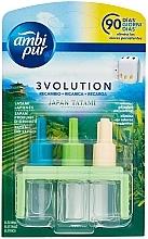 """Parfüm, Parfüméria, kozmetikum Szett """"Japán tatami"""" - Ambi Pur (refill/3x7ml)"""