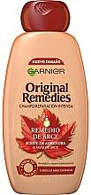 Parfüm, Parfüméria, kozmetikum Sampon - Garnier Original Remedies Almond And Maple Oil Shampoo
