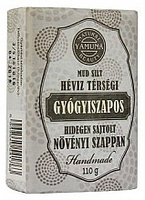 Parfüm, Parfüméria, kozmetikum Iszap szappan hideg préseléssel - Yamuna Medical Mud Pressed Soap