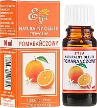 Parfüm, Parfüméria, kozmetikum Természetes narancs illóolaj - Etja Natural Citrus Dulcis Oil