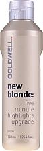 Parfüm, Parfüméria, kozmetikum Világosító lotion - Goldwell New Blonde Lotion
