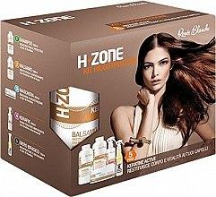 Parfüm, Parfüméria, kozmetikum Hajregeneráló készlet - H.Zone (shm/500/ml + lot/500/ml + spray/250/ml + serum/150/ml + towel)