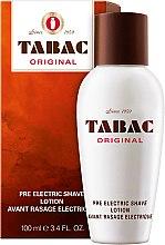 Parfüm, Parfüméria, kozmetikum Maurer & Wirtz Tabac Original Pre Electric Shave - Borotválkozási lotion