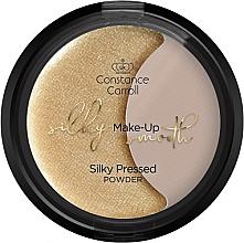 Parfüm, Parfüméria, kozmetikum Arcpúder - Constance Caroll Silky Make-Up Smooth Silky Pressed Powder