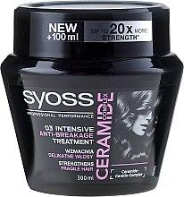 Parfüm, Parfüméria, kozmetikum Hajmaszk - Syoss Ceramide Complex Intensive Anti-Breakage Treatment
