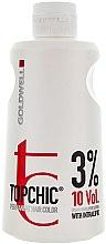 Parfüm, Parfüméria, kozmetikum Oxidálószer 3% - Goldwell Topchic Developer Lotion