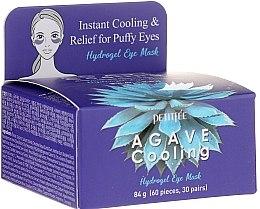 Parfüm, Parfüméria, kozmetikum Hűsítő hidrogél szemtapasz agávé kivonattal - Petitfee&Koelf Agave Cooling Hydrogel Eye Mask