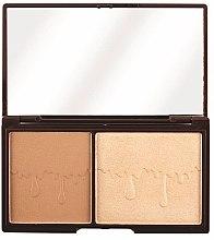 Parfüm, Parfüméria, kozmetikum Bőrvilágosító paletta - I Heart Revolution Palette