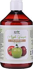 Parfüm, Parfüméria, kozmetikum Sampon száraz hajra - Eco U Apple Vinegar Shampoo