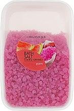 "Parfüm, Parfüméria, kozmetikum Fürdősó, nagy granulátum ""Guava"" - Organique Bath Salt Dead Sea"