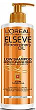 """Parfüm, Parfüméria, kozmetikum Tápláló sampon 3 az 1-ben """"Luxus 6 olajjal"""" - L'Oreal Paris Elseve Low Shampoo"""
