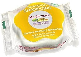 """Parfüm, Parfüméria, kozmetikum Szilárd sampon normál hajra """"Sárga agyag"""" - Ma Provence Shampoo"""