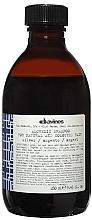 Parfüm, Parfüméria, kozmetikum Sampon természetes és festett hajra (ezüst) - Davines Alchemic Shampoo