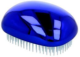 Parfüm, Parfüméria, kozmetikum Hajkefe, fénylő kék - Twish Spiky 3 Hair Brush Shining Blue
