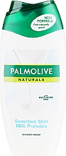 Parfüm, Parfüméria, kozmetikum Fürdőtej - Palmolive Naturals Mild & Sensitive Shower Milk