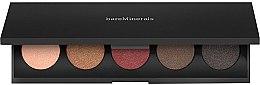 Parfüm, Parfüméria, kozmetikum Szemhéjfesték paletta - Bare Escentuals Bare Minerals Bounce & Blur Eyeshadow Palette Dusk