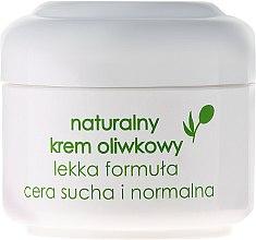 "Parfüm, Parfüméria, kozmetikum Hidratáló arckrém ""Olíva"" - Ziaja Face Cream"