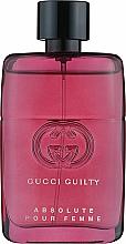 Parfüm, Parfüméria, kozmetikum Gucci Guilty Absolute Pour Femme - Eau De Parfum