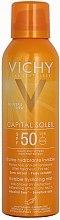 Parfüm, Parfüméria, kozmetikum Napvédő hab - Vichy Capital Soleil SPF 50 Invisible Hydrating Mist