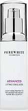 Parfüm, Parfüméria, kozmetikum Erősítő emulzió arcra - Pure White Cosmetics Advanced Lifting Emulsion