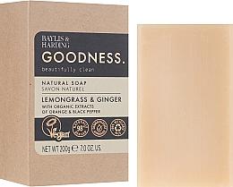 Parfüm, Parfüméria, kozmetikum Szappan - Baylis & Harding Goodness Sea Lemongrass & Ginger Natutal Soap